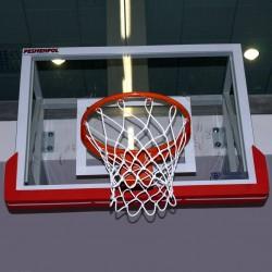 Защита нижнего края баскетбольного щита 90x120 см