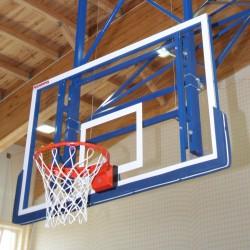 Защита нижнего края баскетбольного щита 105x180 см