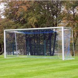 Bramki do piłki nożnej młodzieżowe 5x2 m, profil owalny