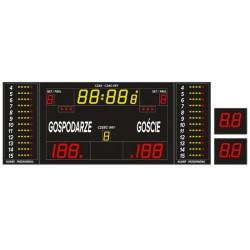 Profesjonalna tablica wyników sportowych ETW 320-180 PRO