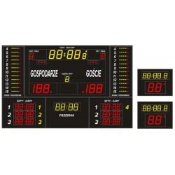Profesjonalna tablica wyników sportowych ETW 320-200 PRO