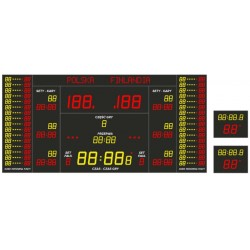 Profesjonalna tablica wyników sportowych ETW 500-500-3 PRO