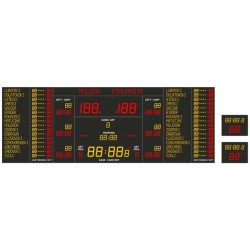 Profesjonalna tablica wyników sportowych ETW 700-550-3 PRO