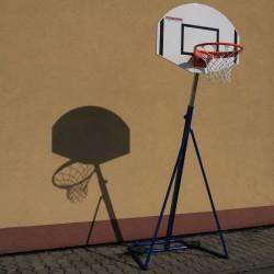 Przenośny zestaw do koszykówki