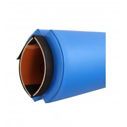 Assembly sleeve for professional aluminum post (profile 70x120 mm)