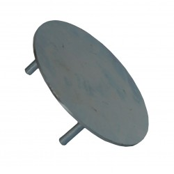 The lid masking assembly sleeve for aluminum post 120x100 and 116x76 mm