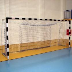Bramki do piłki nożnej 5x2 m, profil kwadratowy