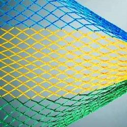 Nets for beach football goals