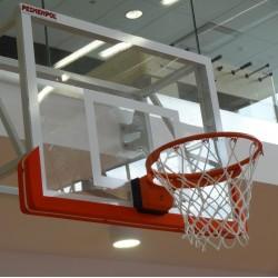 Tablica do koszykówki akrylowa 90x120 cm, grubość szkła 10 mm