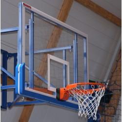 Баскетбольный щит105x180 см, оргстекло толщиной 15 мм