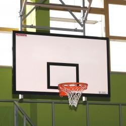 Tablica do koszykówki epoksydowa 105x180 cm