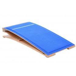 Tournament gymnastic springboard