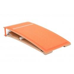 Professional gymnastic springboard