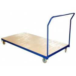 Trolley for mattresses