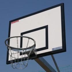 Training epoxy basketball backboard 90x120 cm