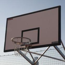 Tablica do koszykówki profesjonalna epoksydowa 105x180 cm