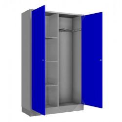 Стальной шкаф для спортивного оборудования (SM-120-SPORT1)