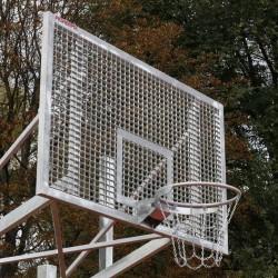 Basketball backboard 105x180 cm, steel lattice