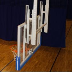 Механизм регуляции высоты баскетбольного щита 90x120cm