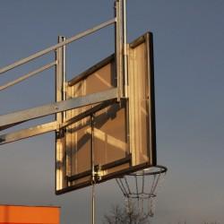 Mechanizm regulacji wysokości tablicy 105x180 cm, cynkowany ogniowo