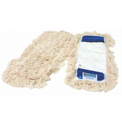 Flat cotton mop head 40 cm