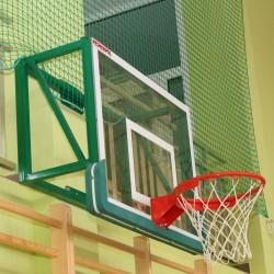 Konstrukcja do koszykówki stała
