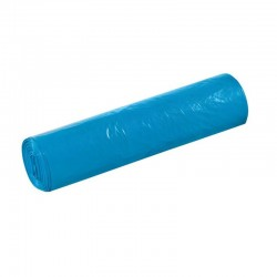 Waste bags 120 l, blue, 25 pcs.