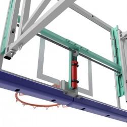Модуль электрического привода механизма регулировки высоты щита