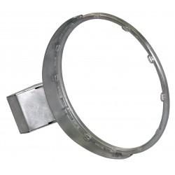 Obręcze SPRINGMATIC dla obiektów zewnętrznych - uchylna, sprężynowa