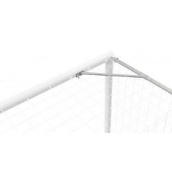 Bramki do blind footballu - profesjonalne stalowe 2,14x3,66 m