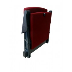 Upholstered seat ST-50, gravity-tilting
