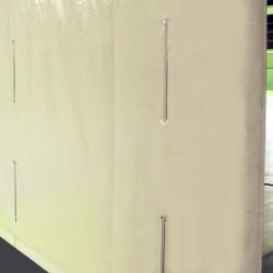 Kotara grodząca jednowarstwowa z PVC