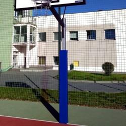 Osłona słupa do koszykówki