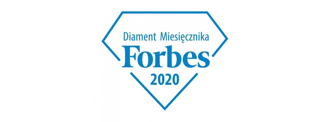 """PESMENPOL laureatem """"Diamentów Forbesa"""""""