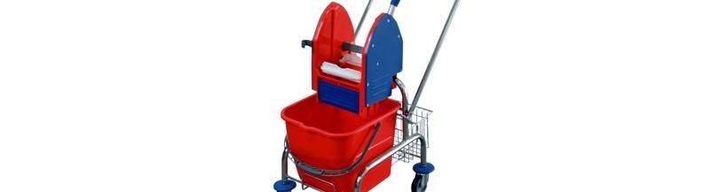 Wózki do sprzątania
