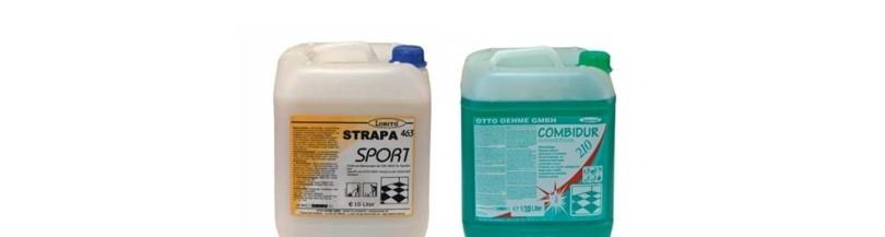 Chemia profesjonalna dla obiektów sportowych