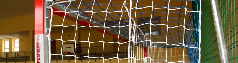 Elementy montażowe i akcesoria do bramek do piłki ręcznej