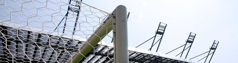 Elementy montażowe i akcesoria do bramek do piłki nożnej