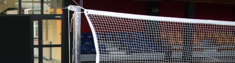 Elementy montażowe i akcesoria do badmintona