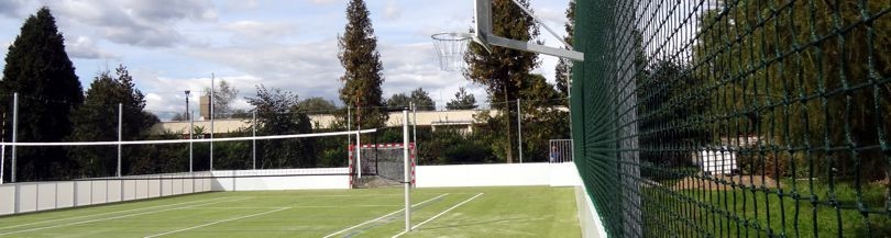 System boisk zewnętrznych Easy Arena